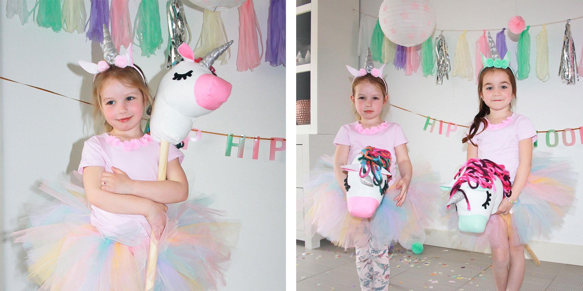 unicorns, eenhoorn, feestje, partybox, huren
